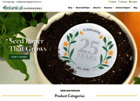 botanicalpaperworks.com