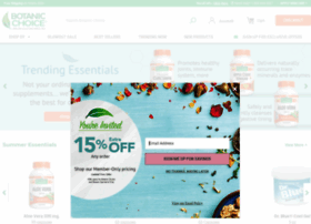 botanicchoice.com