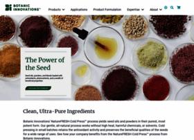 botanicinnovations.com
