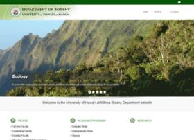 botany.hawaii.edu