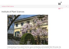 botany.unibe.ch