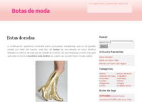 botasdemoda.net