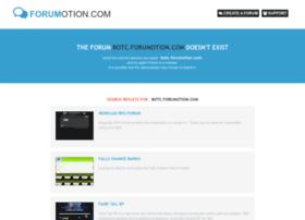 botc.forumotion.com