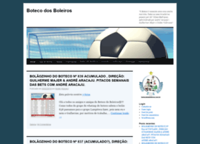 botecodosboleiros.com.br