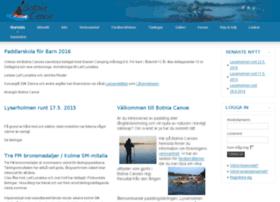 botniacanoe.fi