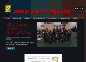 botsofwar4290.org