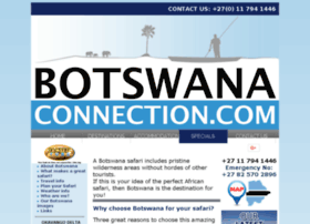 botswanaconnection.com