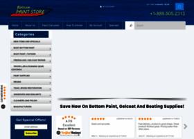 bottompaintstore.com