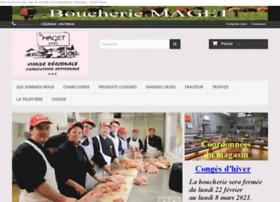 boucherie-maget.fr