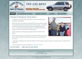 boudemanfamilymotors.com