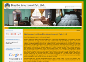 boudhaapartment.com