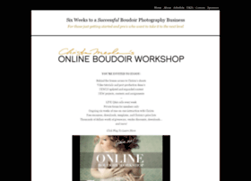 boudoirworkshop.christameola.com