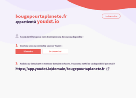 bougepourtaplanete.fr