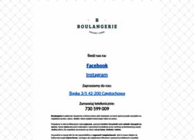 boulangerie.com.pl