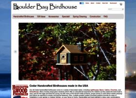 boulderbaybirdhouse.com