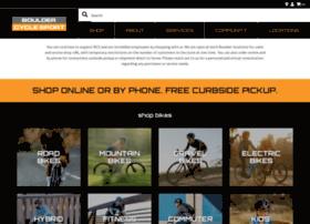bouldercyclesport.com