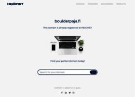 boulderpaja.fi