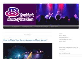 Bouldershomeoftheblues.com