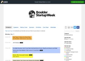 boulderstartupweek2015.sched.org