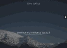 bouledeneige.fr