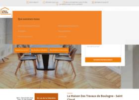 boulognebillancourt.lamaisondestravaux.com