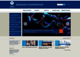 boun.edu.tr