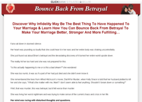 bouncebackfrombetrayal.com