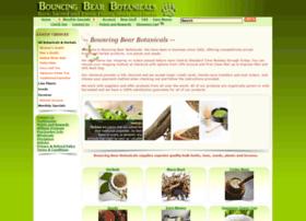 bouncingbearbotanicals.com