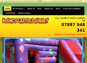 bouncy-castles-surrey.co.uk