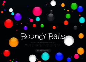 bouncyballs.org