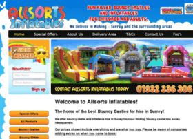 bouncycastlehiresurrey.co.uk