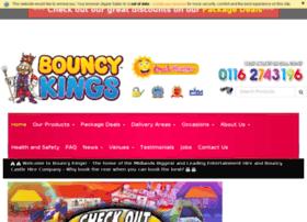 bouncykingsofleicester.co.uk