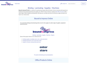 boundtoimpress.com.au