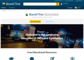 boundtreeuniversity.com