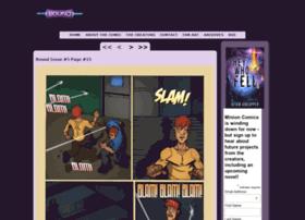 boundwebcomic.com