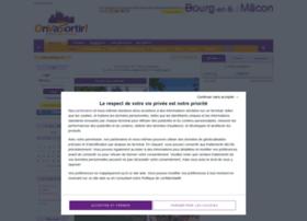 bourg-en-bresse.onvasortir.com