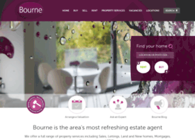 bourneestateagents.com