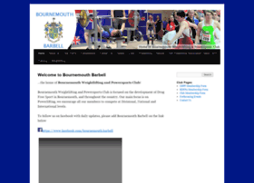 bournemouthbarbell.co.uk