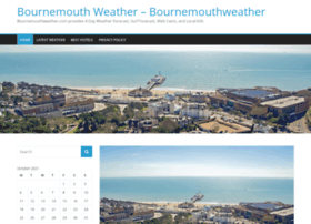 bournemouthweather.com