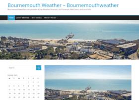 bournemouthweather.com