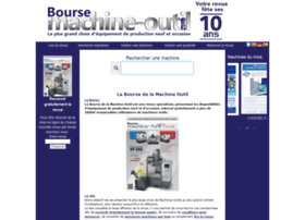 bourse-machine-outil.com