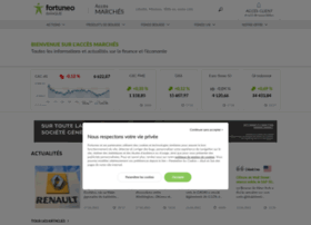 bourse.fortuneo.fr
