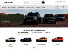 boutique-accessoires-dacia.fr