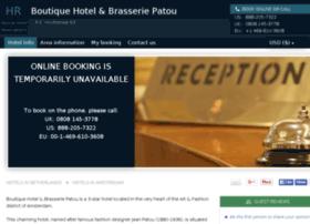 boutique-hotel-patou.h-rez.com