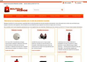 boutique-incendie.com