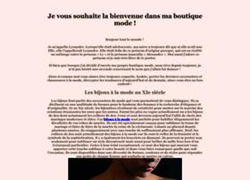 boutique-lysandre.fr