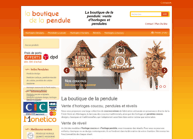 boutique-pendule.fr