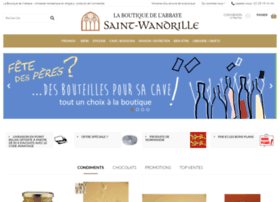 boutique-saintwandrille.com