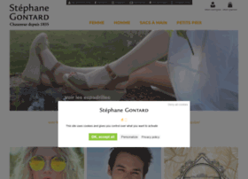 boutique-stephane-gontard.com