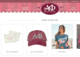 boutique.alphaphi.org